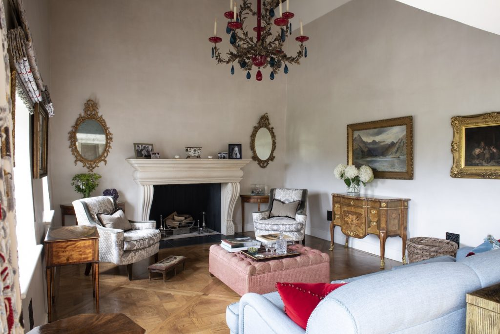 Gloucestershire Project Drawing Room1