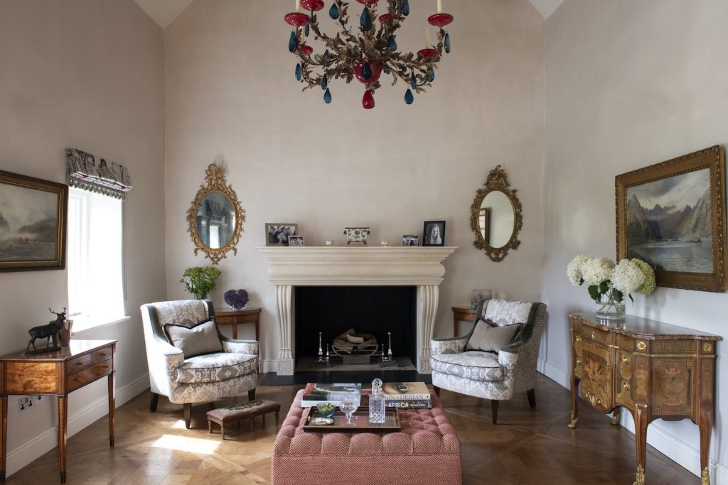 Gloucestershire Project Drawing Room2