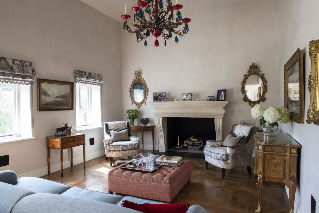 Gloucestershire Project Drawing Room5