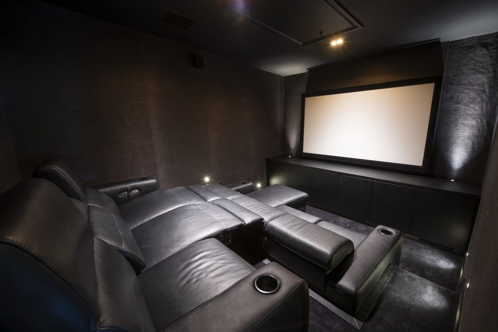 Gloucesteshire House Cinema